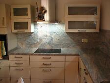 Rückwand Küchenarbeitsplatte Arbeitsplatte Kücheninsel Küche Granitplatte Stein