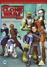 Star Wars - Clone Wars - Series 2 Vol.4 (DVD, 2011)