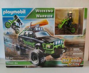 Playmobil 70460 Weekend Warrior – Off-Road Action Truck | NEU & OVP