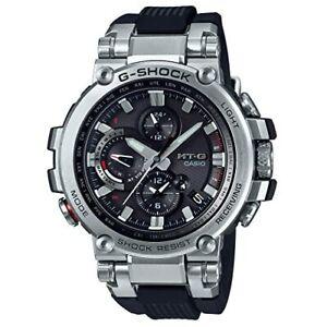 CASIO G-SHOCK Men's Watch Radio Solar MT-G MTG-B1000-1AJF Black