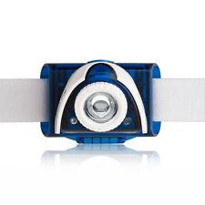 LED Lenser SEO 7r blau Kopflampe