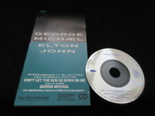 George Michael Elton John Don't Let The Sun Go Down Japan 3 inch CD Single Wham!