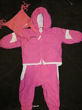 Columbia Winter Snowsuit Size 18 Months (Jacket, Bibs, and Hat)