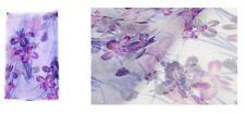 Japanese Women's Traditional Yukata Kimono Heko Obi Belt 13-A Purple Flower