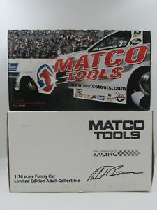 NHRA Milestone 1:16 Funny Car Detailed Whit Bazemore Matco Tools 2002 DSR 356