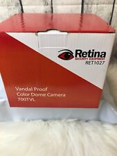 Retina 700TVL Vandal Proof Dome Camera New RET1027