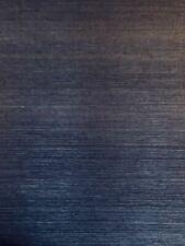 York Wallcoverings Vg4405 Plain Grass Wallpaper Indigo Blue Free Shipping