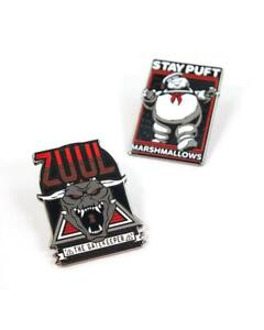 GHOSTBUSTERS - PIN KINGS COLLECTIBLE PIN SET - BRAND NEW - PKS-GB-1.1