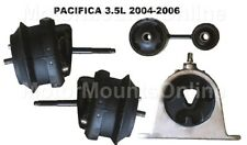 9M1113 4pc Motor Mounts fit FWD AWD 3.5L 2004-2006 Chrysler Pacifica A//T Trans