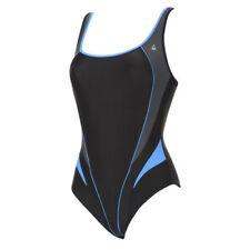 Abbigliamento nero fantasia nessuna fantasia con Sport per il mare e la piscina da donna