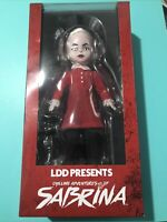 "Chilling Adventures Of Sabrina Living Dead Doll ""Ldd Presents"" New In Box"