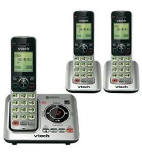 Vtech 3-handset Cordless Phone w/ Speakerphone CID/ITAD VT-CS6629-3