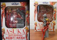 Megahouse 10° anniversario Asuka action figure special Box Evangelion