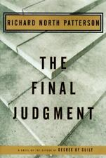 The Final Judgment FICTION::Suspen Hardcover Patterson, Richard North