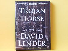 Trojan Horse by David Lender (2012, MP3 CD, Unabridged)