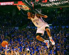 Russell Westbrook HOWL! Thunder Slam Oklahoma City Thunder Premium POSTER Print
