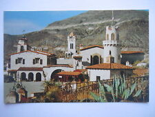 "CPM ""Scotty's castle Death Valley ranch"""