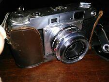 Vintage RICOH 35 De luxe Rangefinder 35mm Film Camera, made in Japan, WORKS