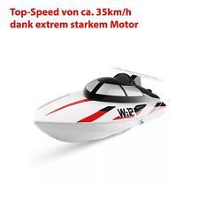 Defekt - RC ferngesteuertes Renn-Boot, Schiff, Boat, Speedboot, 35 km/h, WL-Toys