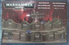 Warhammer 40K Aegis Defense Line NEW