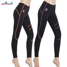 Women 1.5mm Neoprene Swimwear Scuba Surfing Diving Wetsuits Board Trousers Pants