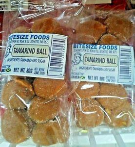Desserts Tamarind Balls / Jamaican Tamarind Balls 80g