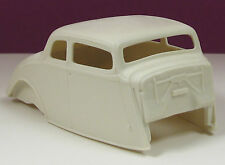 Jimmy Flintstone 1933 Willys Coupe Resin Body  #203