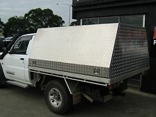 Checker Plate Ute Canopy Ute Box Ute Tray Pod 3 Door