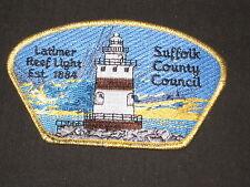 Suffolk County Council sa49 CSP. Latimer Reef Light house