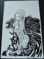 OLIVER NOME FATHOM KIANI SDCC ASPEN #7 Signed by the Artist!  HTF