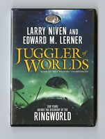 Juggler of Worlds - by Larry Niven & Edward M. Lerner - MP3CD - Audiobook