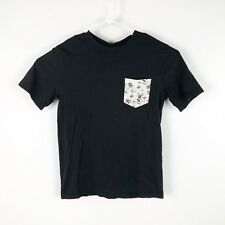 Disney Junk Food Mens Pocket Tee Shirt Sz Med Mickey Mouse NEW WITH TAGS
