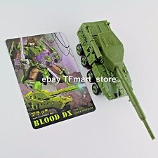 Transformers Movie ROTF TRU Bludgeon + Headrobots Blood DX Upgrade Kit