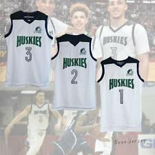 Chino Hills Huskies LaMelo Ball 1 Lonzo Ball 2 LiAngelo Ball 3 Basketball Jersey