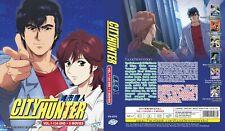 ANIME DVD~City Hunter(1-134End+5 Movie)English sub&All region FREE SHIPPING+GIFT