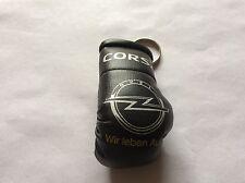 Opel Corsa Mini Boxing Glove Keyring
