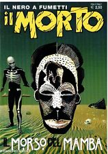Fumetto Noir IL MORTO n.15