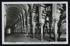 834.-CORDOBA -105 Mezquita - Ultima ampliación de Al-Manzour (año 990) L. Roisi)
