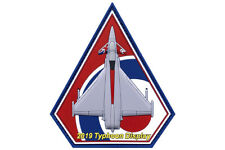 2019 Typhoon Display Patch Badge PVC 29 Squadron RAF Coningsby