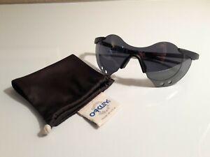 Oakley Zero 0.3 Brush Sunglasses - Black Iridium - NEAR MINT - HOLY GRAIL