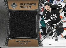 15/16 Ultimate Collection Ultimate Skills #DD Drew Doughty Jersey Insert Card