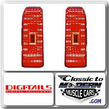 DIGI-TAILS LED Taillight Light Conversion Fits 1981 - 1988 Oldsmobile Cutlass