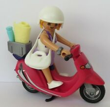 Playmobil Special  Beach Girl on Scooter   #9084  New  2016