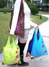 New Portable Reusable Eco Shopping Bags Nylon Outdoor Shopper Folding Storager G