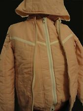 "Hooded coat / jacket and Gilet. Age 9 -11 yrs. ""Marks & Spencer's"" 3b"