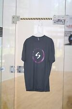 Racquetball Tournament T-Shirt Grey Cotton Shirt with GEARBOX WRT. MENS XXL