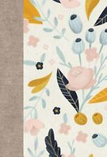 ESV Large Print Compact Bible (Spring Bloom): By