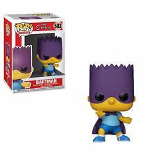 The Simpsons Bartman Bart Simpson POP! Television #503 Vinyl Figur Funko