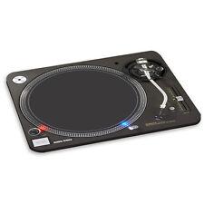 Brazo Giratorio Reproductor Bandejas DJ MIXER Música ALFOMBRA RATÓN ORDENADOR PC