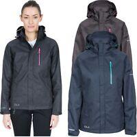 DLX Womens Hiking Jacket Waterproof Breathable Rain Coat with Hood XXS-XXL